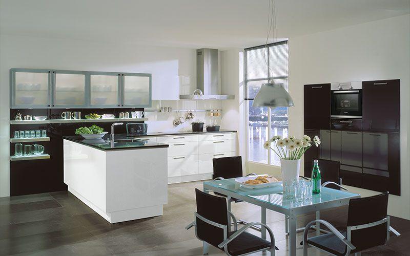 Moderne Küchen - Ihr Fachhändler aus Berlin: Ruder Küchen und ...